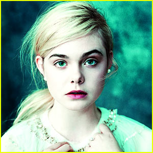 Elle Fanning: 'Vogue' March Feature!