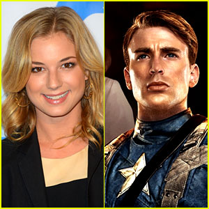 Emily VanCamp: 'Captain America 2' Female Lead!