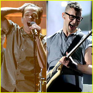 Fun.: Grammys 2013 Performance of 'Carry On' - WATCH NOW!