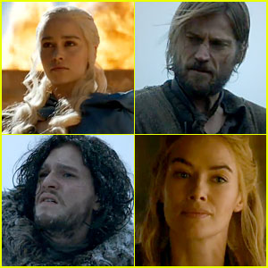 'Game of Thrones' Season 3 Trailer - Watch Now!