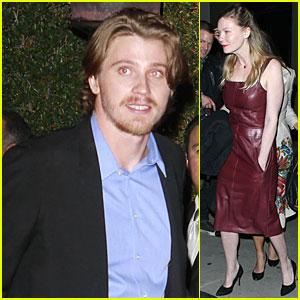 Garret Hedlund & Kirsten Dunst: Pre-Oscar Parties!