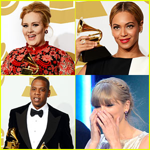 Grammys Winners List 2013 - Check Out the Complete List!