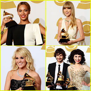 2013 Grammys Ratings Down From 2012's Record High