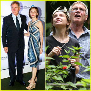 Harrison Ford: Conservacao Internacional Launch!