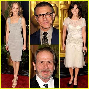 Helen Hunt & Sally Field - Oscar Nominees Luncheon 2013