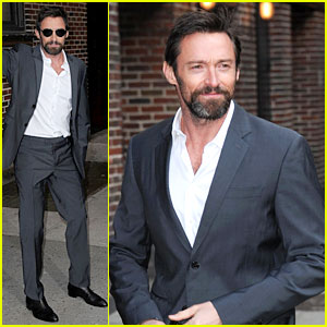 Hugh Jackman Jokes About Oscars 2013 Competition