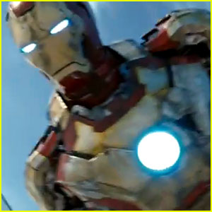 Robert Downey, Jr.: 'Iron Man 3' Super Bowl Commercial (Video)