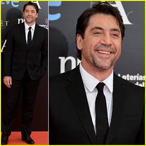 Javier Bardem: Goya Awards After Penelope Cruz Pregnancy Confirmation