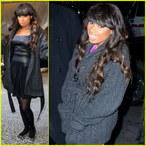 Jennifer Hudson: Super Bowl Performance was 'Overwhelming'