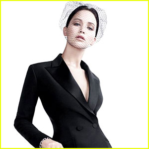 Jennifer Lawrence: Miss Dior Campaign Photos Revealed!