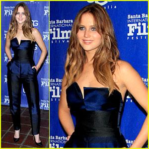 Jennifer Lawrence: Santa Barbara Film Festival Honoree!