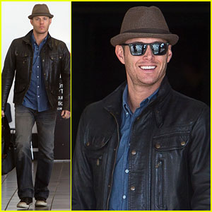 Jensen Ackles Talks 'Supernatural' Braveheart Scene