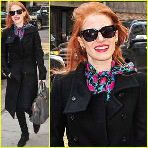 Jessica Chastain 'Honored' To Play 'Zero Dark Thirty' Character