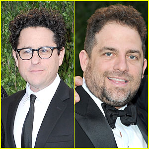 J.J. Abrams & Brett Ratner - Vanity Fair Oscars Party 2013