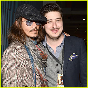Johnny Depp & Marcus Mumford: Grammy's MusiCares Person of the Year Event!