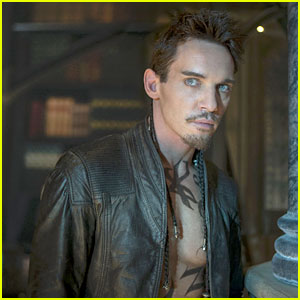 Jonathan Rhys-Meyers: 'Mortal Instruments' Still (Exclusive)