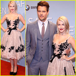 Julianne Hough & Josh Duhamel: 'Safe Haven' Berlin Premiere