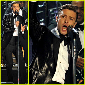 Justin Timberlake: BRIT Awards 'Mirrors' Performance (Video)