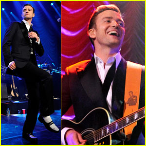 Justin Timberlake: Hollywood Palladium Concert Videos & Pics!