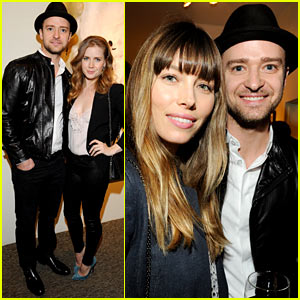 Justin Timberlake & Jessica Biel: Nothing You Don't Know Exhibit!