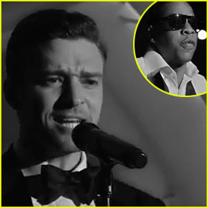 Justin Timberlake's 'Suit & Tie' Video Feat. Jay-Z - Watch Now!