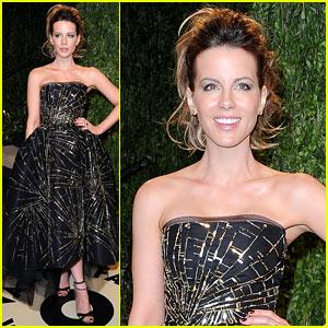 Kate Beckinsale - Vanity Fair Oscars Party 2013