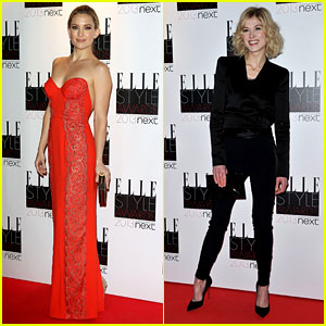 Kate Hudson & Rosamund Pike - Elle Style Awards 2013