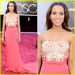 Kerry Washington - Oscars 2013 Red Carpet