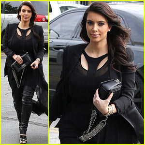 Kim Kardashian Leaving 'Keeping Up with the Kardashians' After Season Nine