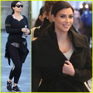 Kim Kardashian: Manicure Monday