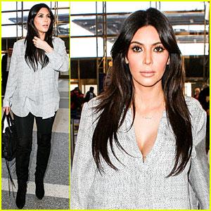 Pregnant Kim Kardashian: Divorce Trial Date Set!