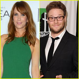 Kristen Wiig & Seth Rogen: 'Arrested Development' Guest Stars!