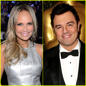 Kristin Chenoweth Performing at Oscars with Seth MacFarlane!
