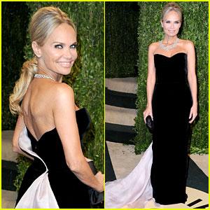 Kristin Chenoweth - Vanity Fair Oscars Party 2013