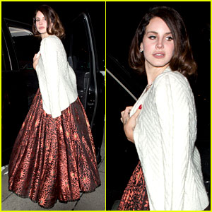Lana Del Rey: 'Great Gatsby' Soundtrack Contributer?