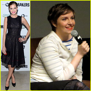 Lena Dunham & Allison Williams: No Feud for 'Girls' Stars!