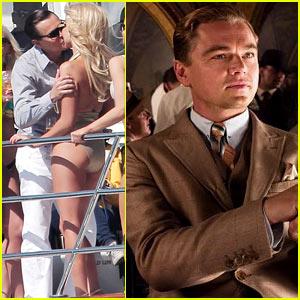 Leonardo DiCaprio: Video Shoot Kisses!