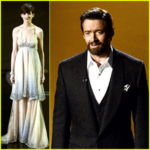 'Les Miserables': Oscars 2013 Performance - WATCH NOW!