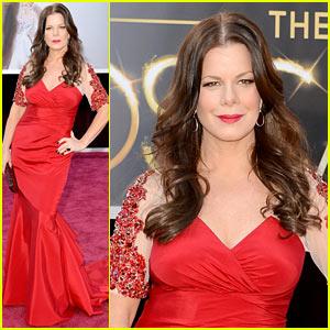 Marcia Gay Harden - Oscars 2013 Red Carpet