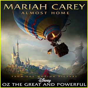 Mariah Carey's 'Almost Home' - Listen Now!