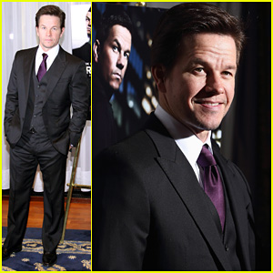 Mark Wahlberg: 'Broken City' Berlin Photo Call!