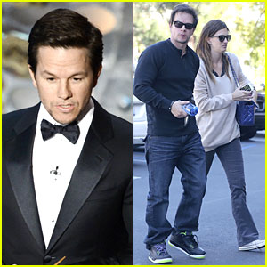 Mark Wahlberg - Oscars 2013 Presenter!