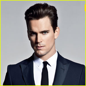 Nice [Image: Matt Bomer Da Man Magazine Fashion Feature. Messy Hairstyle
