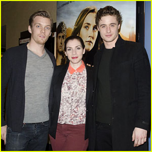 Max Irons & Jake Abel: 'The Host' Q&A with Stephenie Meyer