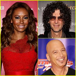 Mel B Replaces Sharon Osbourne on 'America's Got Talent'!