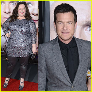 Melissa McCarthy & Jason Bateman: 'Identity Thief' Los Angeles Premiere!