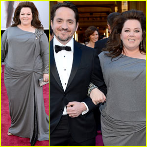 Melissa McCarthy - Oscars 2013 Red Carpet