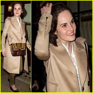 Michelle Dockery: 'Downton Abbey' Covers One Direction!