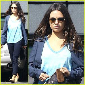 Mila Kunis Plans on Choosing Motherhood Over Hollywood