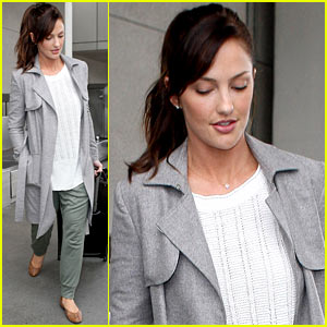 Minka Kelly: Excited to Get Home to My Loved Ones!